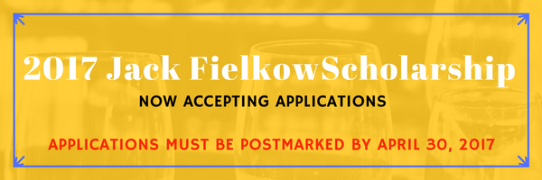 2017 Jack Fielkow Scholarship
