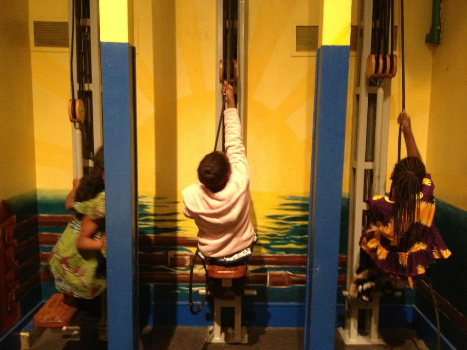 LOUISIANA CHILDREN'S MUSEUM